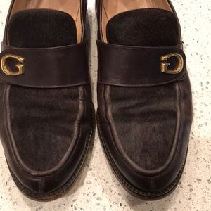 aafb185a79b Gucci Shoes - Women s Gucci Beaver Hair Loafers
